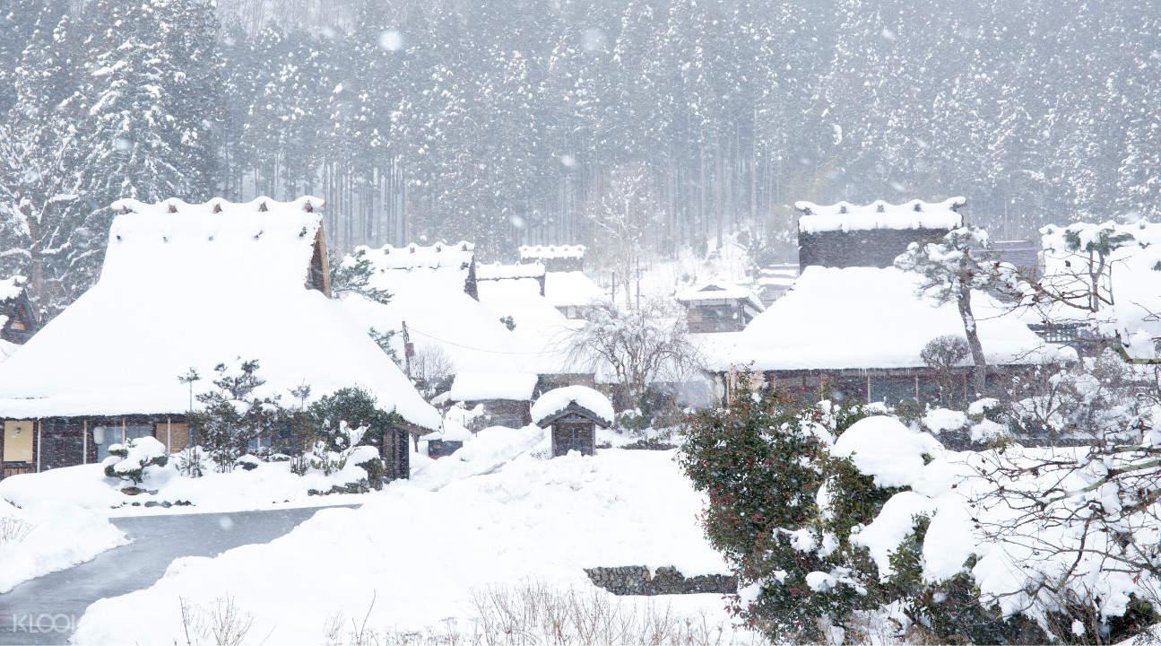 Winter Miyama